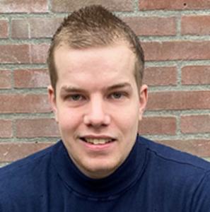 Robin Veerman Junior Online Marketeer1