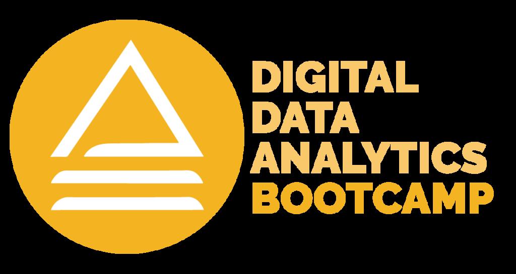 Logo digital data bootcamp