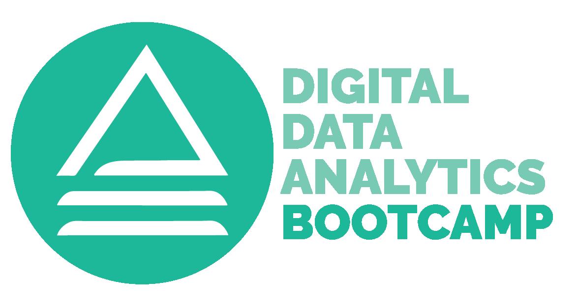 Digital Data Analytics bootcamp