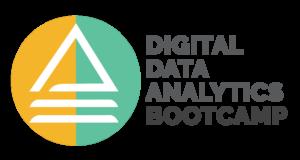 Logo digital data analytics bootcamp
